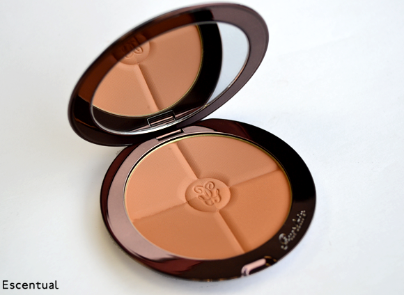 Guerlain Terracotta 4 Seasons Powder Open