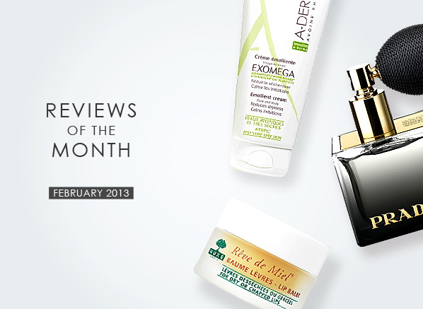 Reviews of the Month - Feb 2013