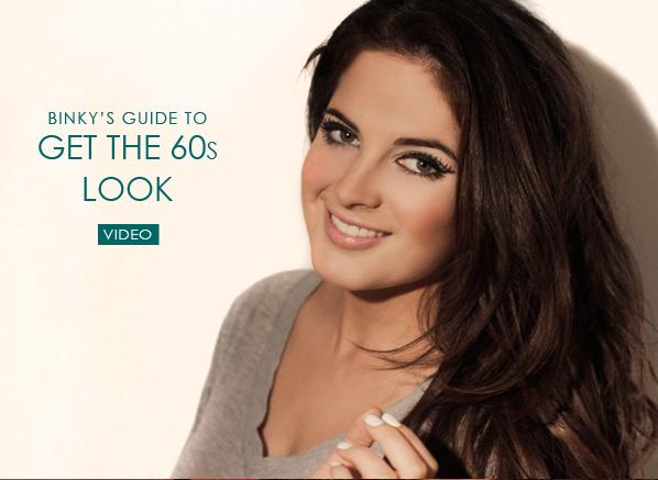Binky's Get The 60s Look Guide