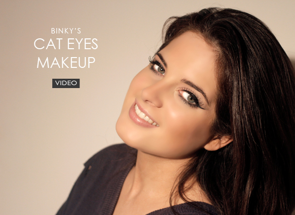 Binky's Guide To Cat Eyes