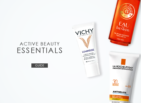 Active Beauty Essentials