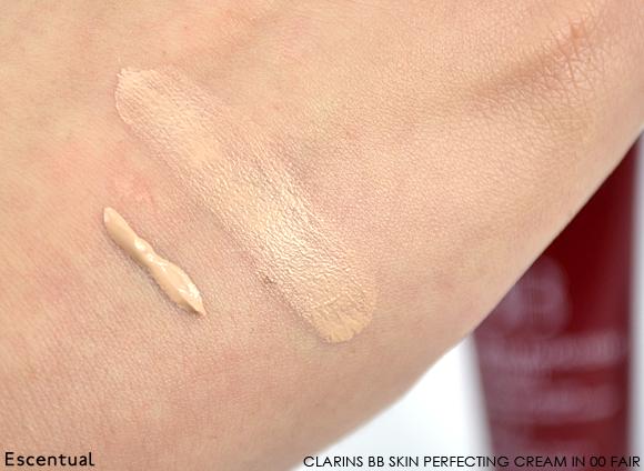 Clarins BB Skin Perfecting Cream in 00 Fair