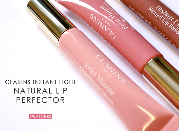 Clarins Instant Light Lip Perfector Banner copy