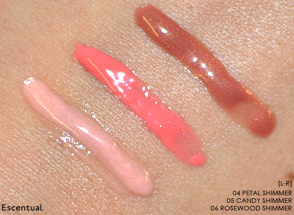 Clarins Instant Light Natural Lip Perfector Swatch Extreme Close