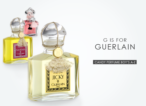 G is for Guerlain