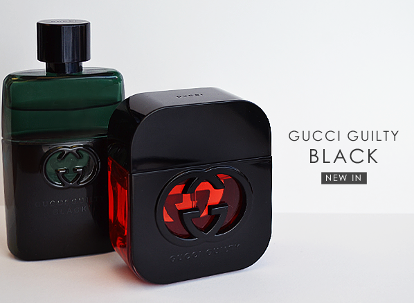 Gucci Guilty Black For Women and For Men , Escentual\u0027s