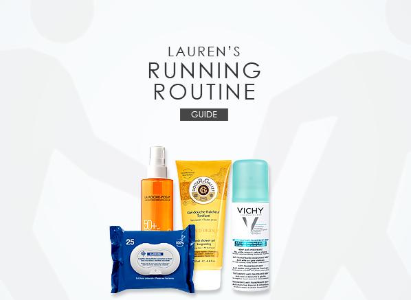 Lauren's Running Routine