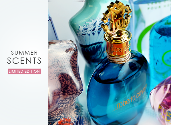 Limited Edition Summer Scents