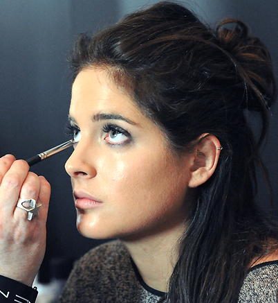 Binky Makeup
