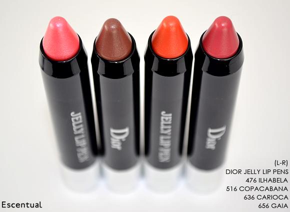 Dior Jelly Lip Pens