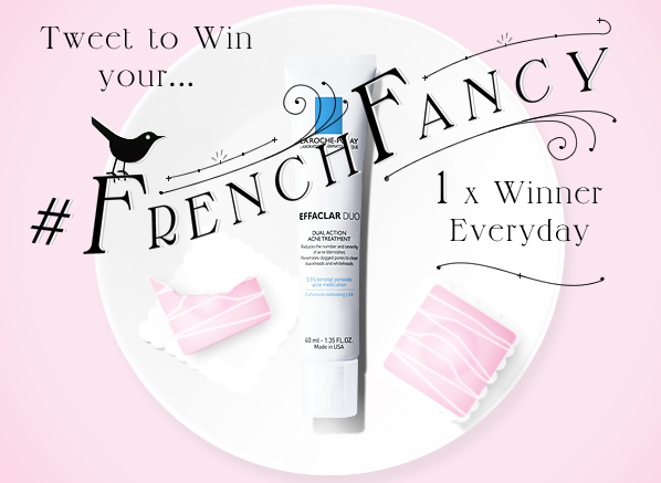 #FrenchFancy Twitter Competition
