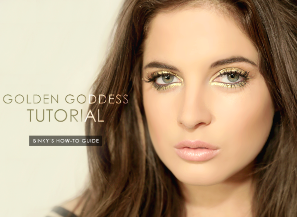 Golden Goddess Tutorial