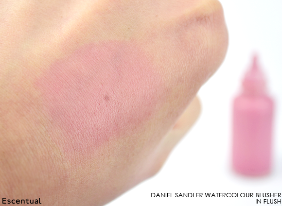 Daniel Sandler Watercolour Blusher in Flush Blended