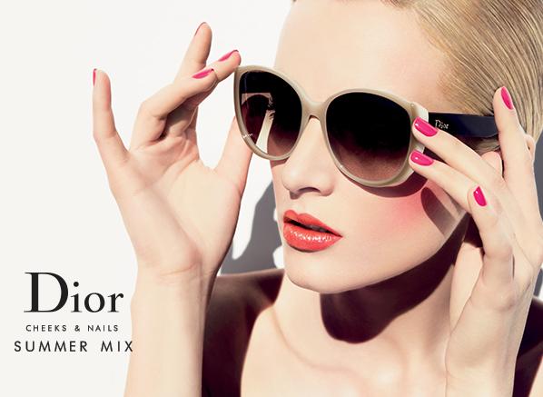 Dior Summer Mix Banner 2013