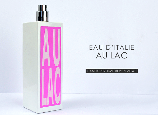 Eau d'Italie Au Lac Review