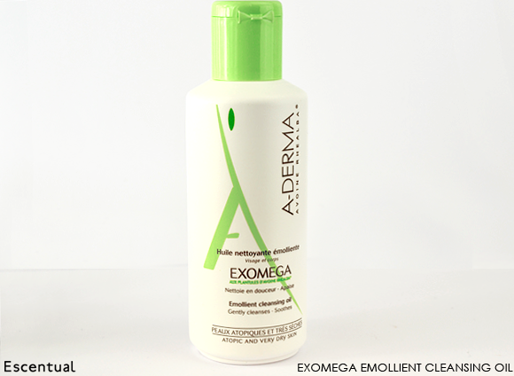 Exomega Emollient Cleansing Oil