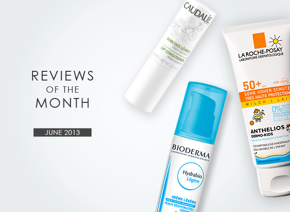 Reviews of the Month June