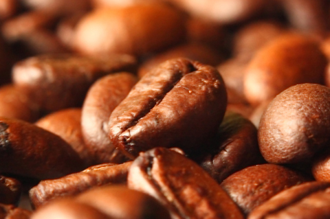 coffee beans smaller