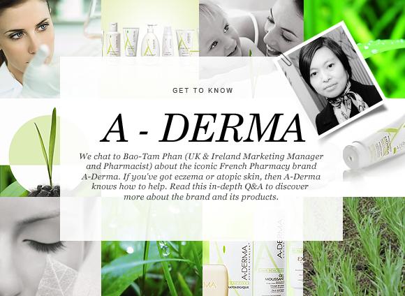 The A-DERMA Q&A