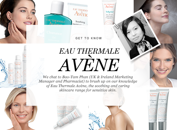 The Eau Thermale Avene Q&A