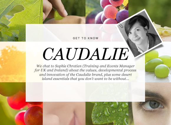 Get to Know Caudalie