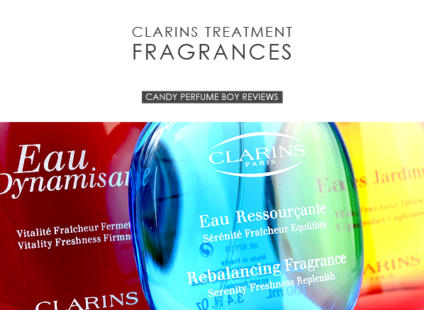 Clarins Treatment Fragrances