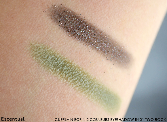 Guerlain Ecrin 2 Couleurs Eyeshadow and The Eye Liner ...