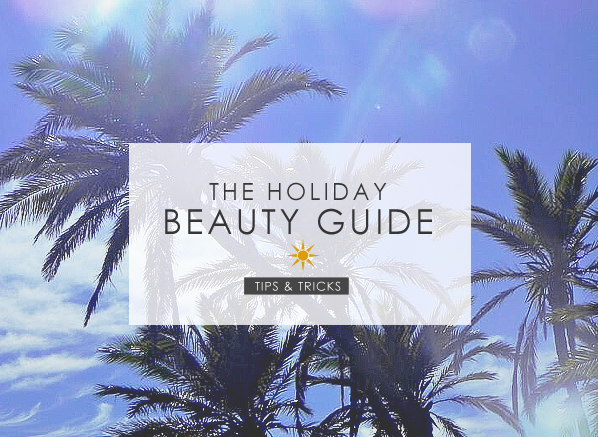 Holiday Beauty Guide Banner