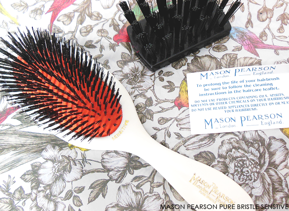 Mason Pearson Pure Bristle Sensitive