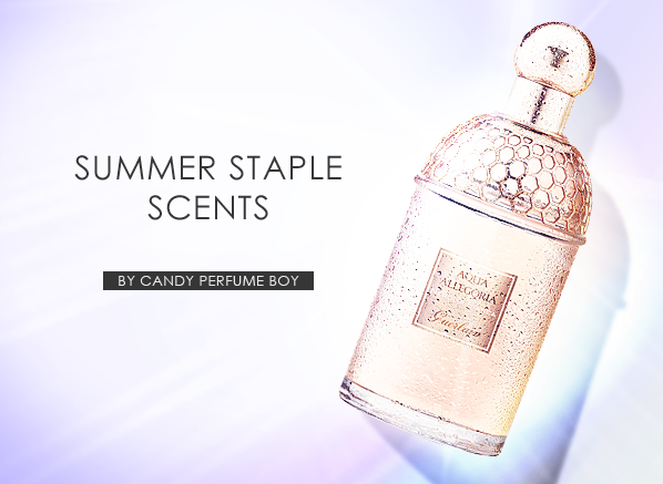 Summer Staple Scents