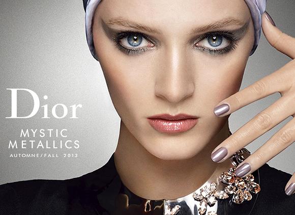Dior Mystic Metallics Banner