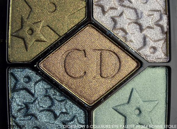 Diorshow 5 Couleurs Eye Palette in 384 Bonne Etoile