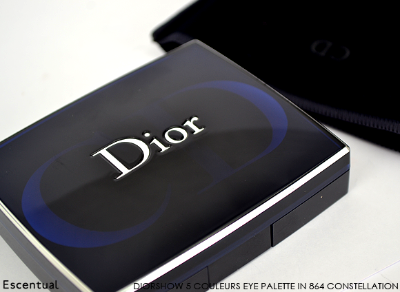 Diorshow 5 Couleurs Eye Palette in 864 Constellation