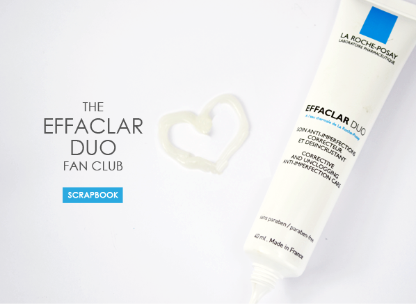 Effaclar Duo Fan Club