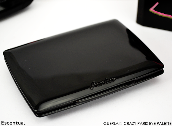 Guerlain Crzy Paris Eye Palette