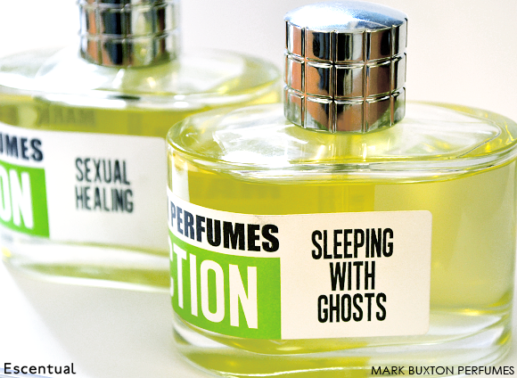 Mark Buxton Sleeping with Ghosts Sexual Healing