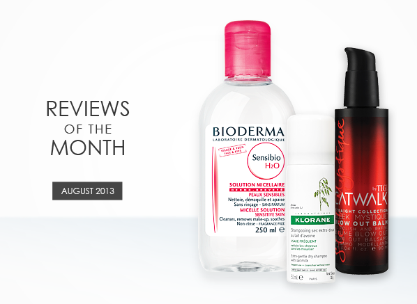 Reviews of the Month August