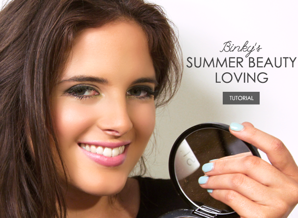 Summer Beauty Loving Binky