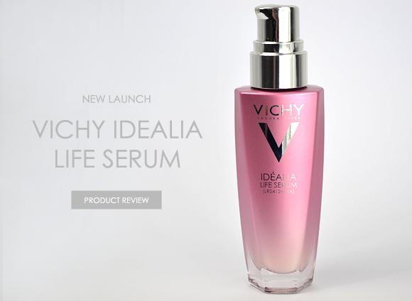Vichy Idealia Life Serum Banner
