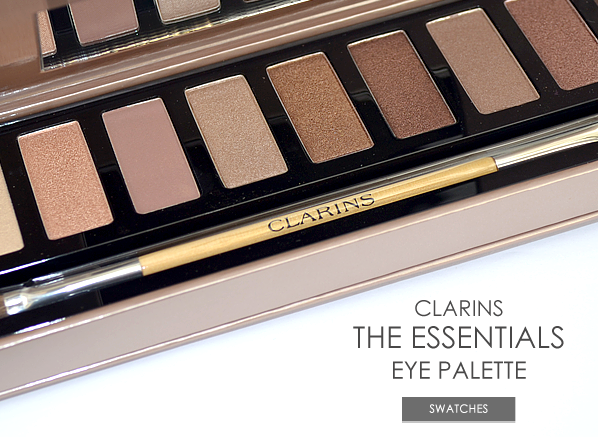 Clarins 'The Essentials' Palette
