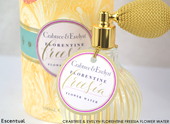 Crabtree & Evelyn Florentine Freesia Flower Water