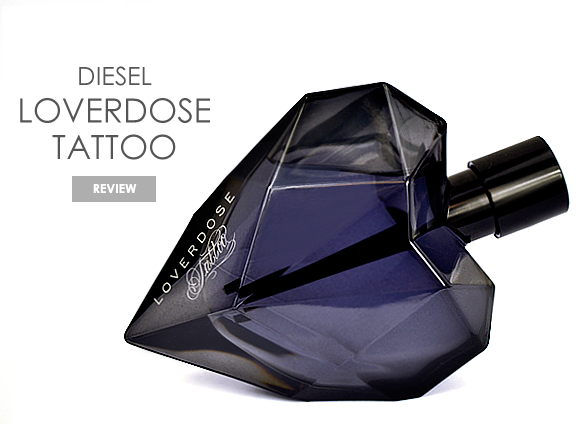 Diesel Loverdose Tattoo Banner