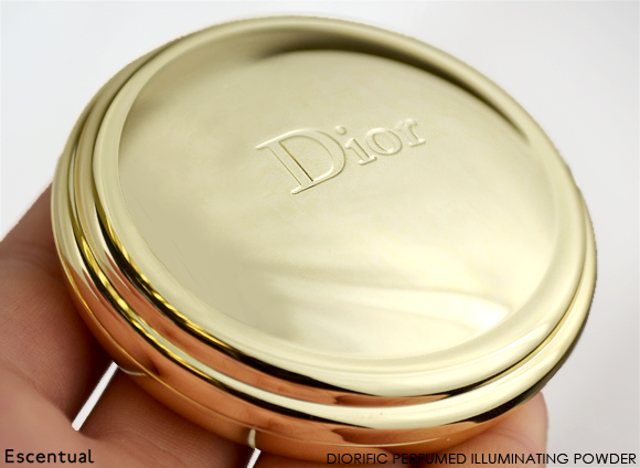 Dior Golden Winter Diorific Perfumed Illuminating Powder
