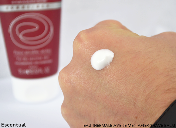 Eau Thermale Avene Men After Shave Balm Swatch