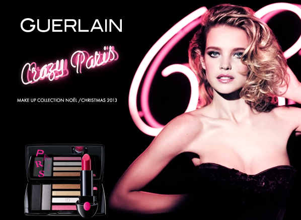 Guerlain Crazy Paris Make-Up