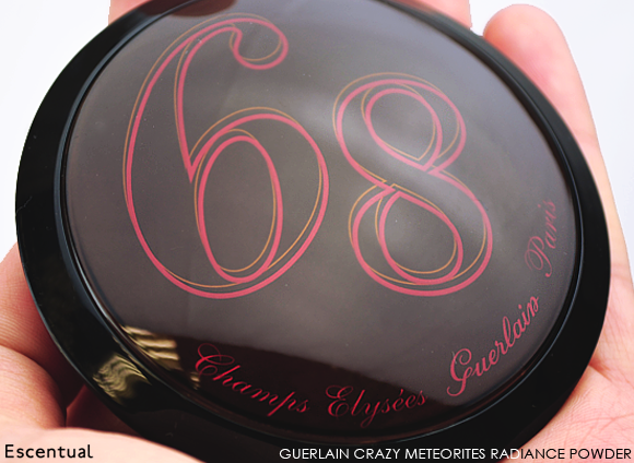 Guerlain Crazy Meteories Radiance Powder CLOSED
