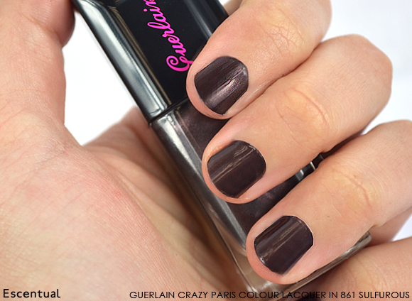 Guerlain Crazy Paris Colour