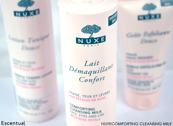 Nuxe Gentle Comforting Cleansing Milk