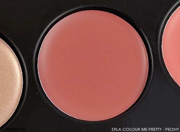 Stila Colour Me Pretty Lip & Cheek Palette - Peony