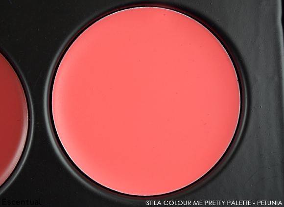 Stila Colour Me Pretty Lip & Cheek Palette - Petunia